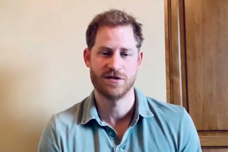 El príncipe Harry (en aislamiento) se emociona al suspender los Juegos Invictus