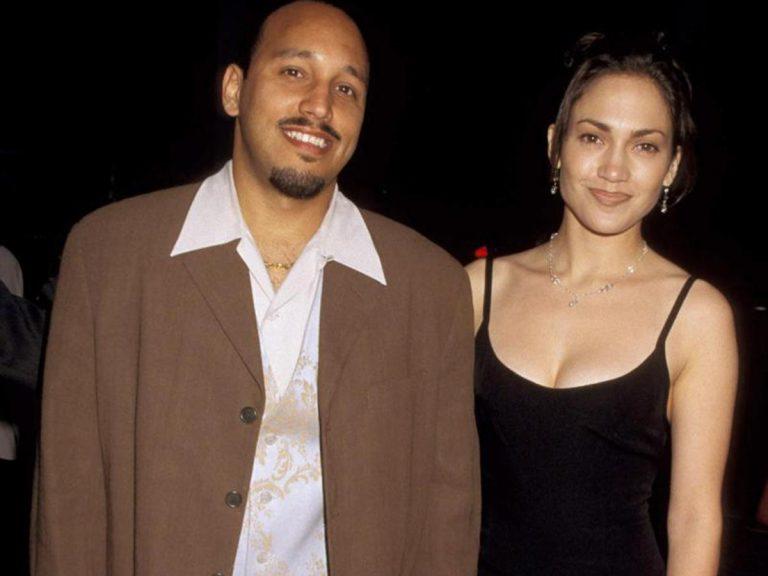 Muere David Cruz, el primer gran amor de Jennifer López