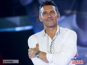 Jesús Vázquez, sustituto de Toñi Moreno como presentador de 'MyHyV'