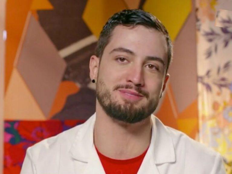 Joshua Rodríguez, ganador de 'Maestros de la costura'