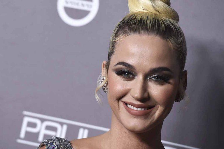Katy Perry confirma los rumores: está embarazada de su primer hijo