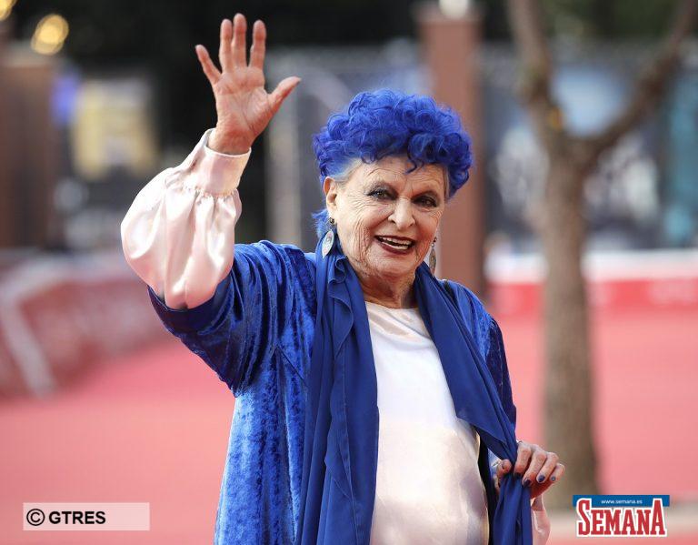 Muere Lucía Bosé, madre de Miguel Bosé, a los 89 años de edad