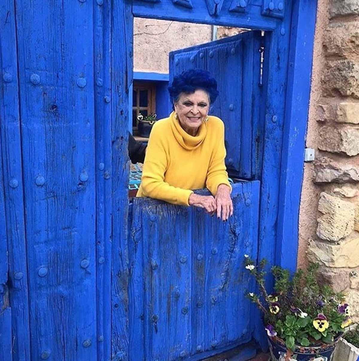 Lucía Bosé Jaydy Michel