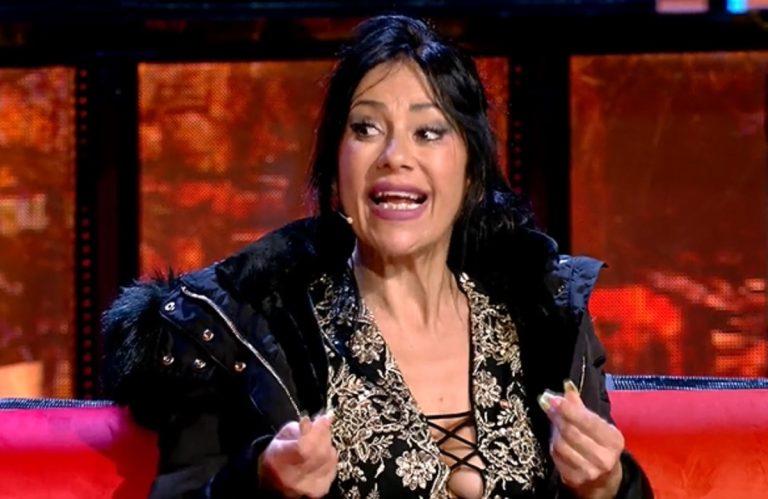 El monumental enfado de Maite Galdeano con Kiko Jiménez