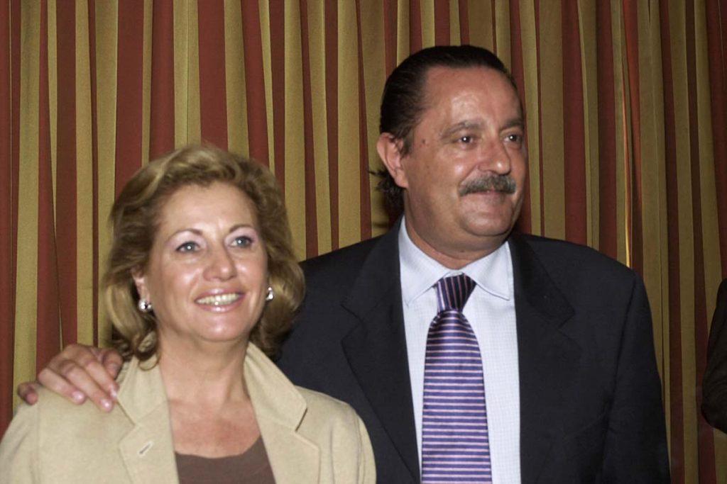 Mayte Zaldívar Julián Muñoz