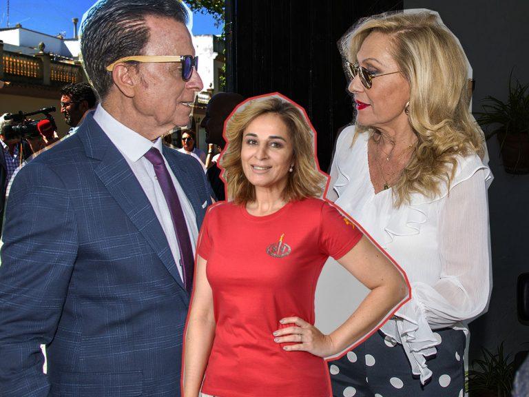Ana María Aldón pierde el apoyo de Ortega Cano y Rosa Benito por su traición