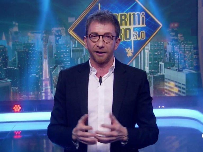Pablo Motos revela la noche que pasó en un calabozo