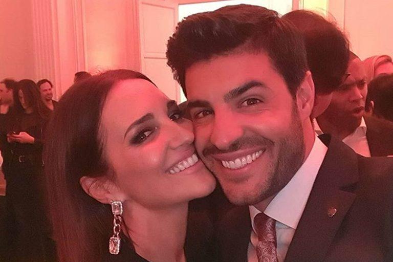 Paula Echevarría desvela dónde se esconde estos días su novio, Miguel Torres
