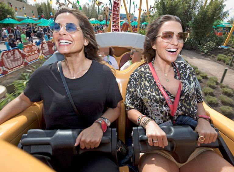 Paula Echevarría y Nuria Roca, de escapada a Disneyland: todas las divertidas fotos