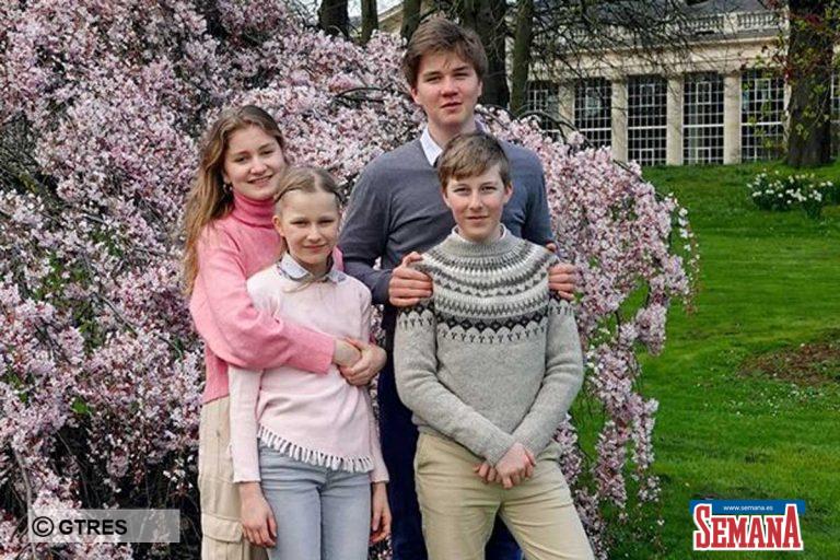 Elisabeth de Bélgica regresa de Inglaterra y lucha contra el coronavirus