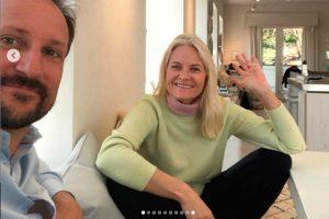 Mette-Marit de Noruega nos abre su casa durante la cuarentena