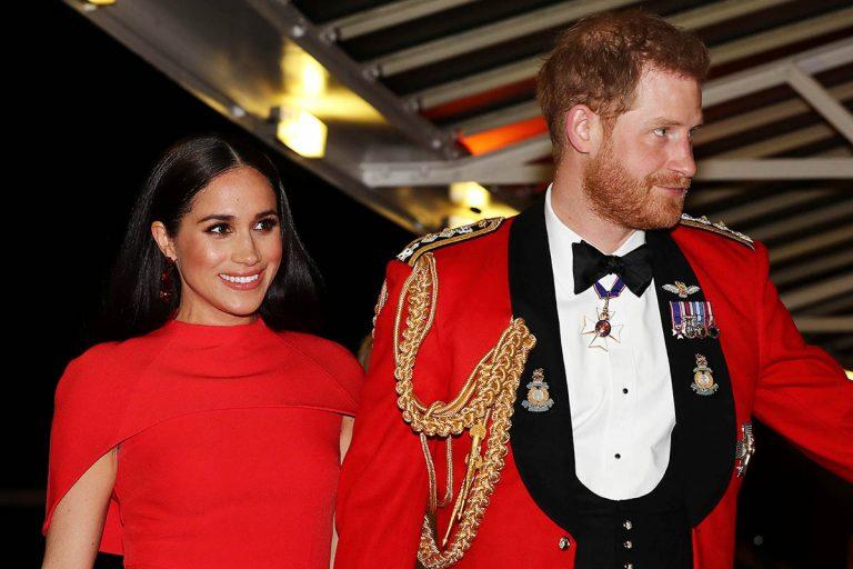 La exclusiva despedida de Meghan Markle y el príncipe Harry a sus empleados