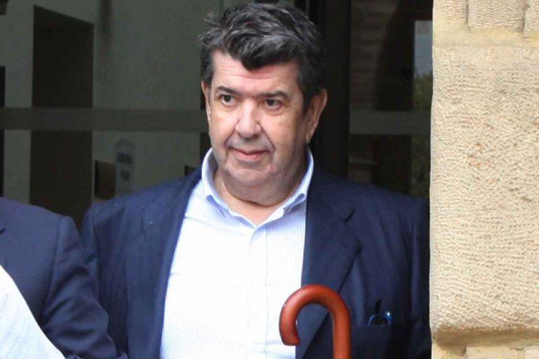 Gil Silgado, ingresado en la UCI tras ser condenado a prisión