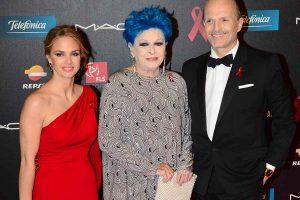 Los famosos se despiden de Lucía Bosé tras su muerte