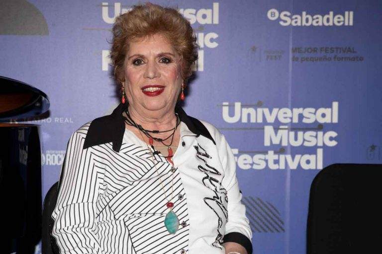 María Jiménez: «Subirme a un escenario a cantar es un orgasmo»