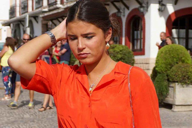 Tana Rivera rompe con su novio, Quique González, y cuenta el motivo