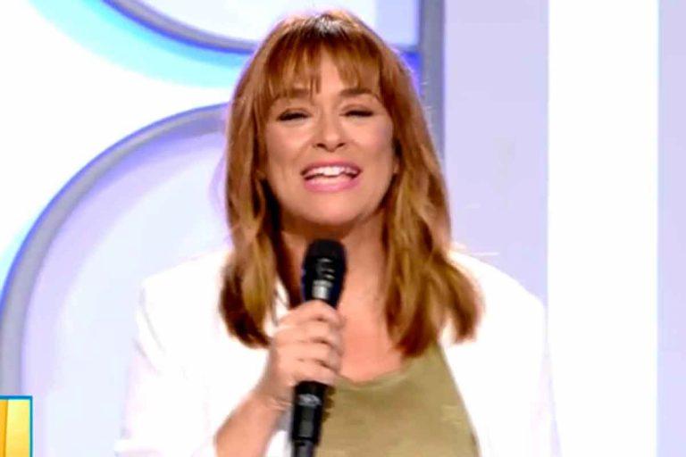 Toñi Moreno regresa al trabajo con cambio de look incluido