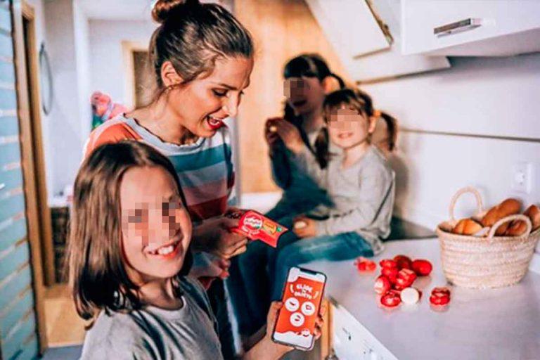 Así vive Verdeliss la cuarentena con siete hijos en un piso de 90 metros