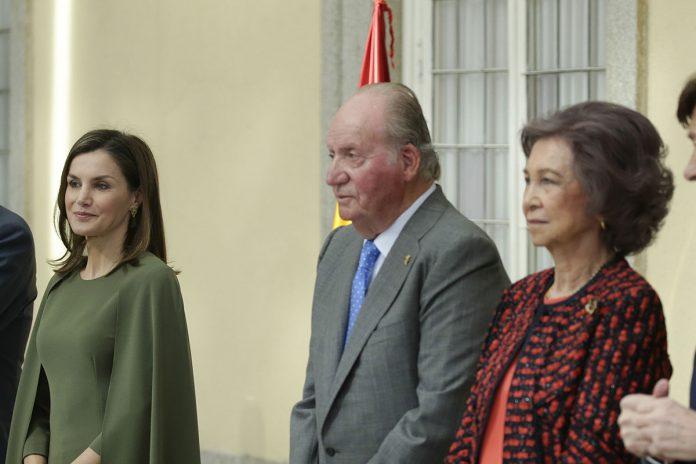 Letizia Juan Carlos