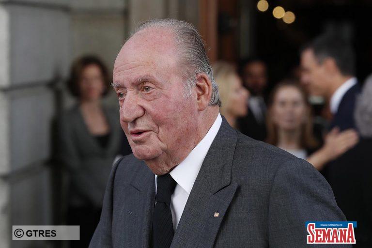 Casa Real desvela el finiquito que ha cobrado el Rey Juan Carlos tras su jubilación