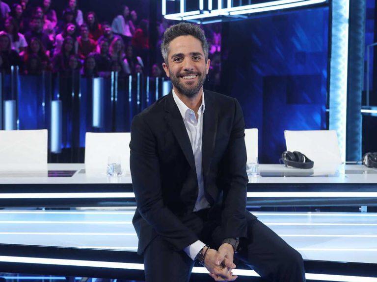 Roberto Leal, obligado a presentar 'OT 2020' desde su casa por el coronavirus