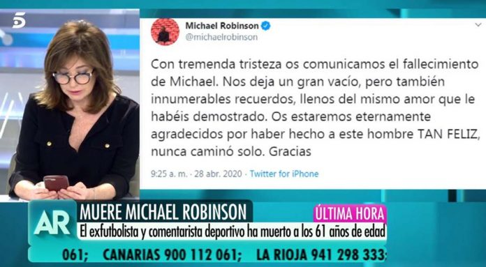 Ana Rosa Quintana Robinson