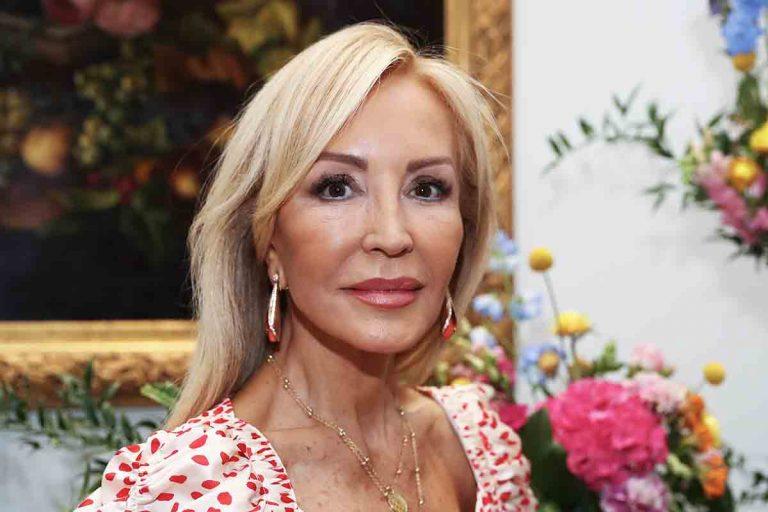 Todas las fotos del 72 cumpleaños de Carmen Lomana con sus amigos en Marbella