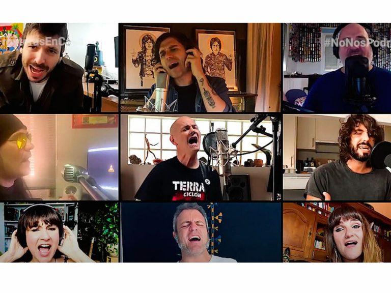 Nueva canción viral de famosos contra el Covid-19: Celtas Cortos reeditan '20 de abril'