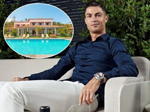 Cristiano Ronaldo retoma los estudios desde su mansión de 4.000 euros al mes