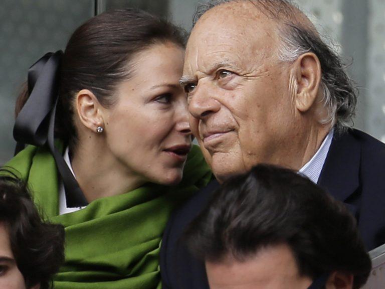 La bonita foto privada que Esther Doña muestra tras la muerte de su marido, Carlos Falcó