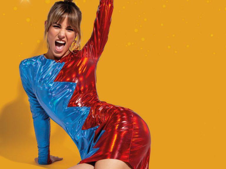 Edurne se atreve a imitar el baile más sensual de Jennifer López