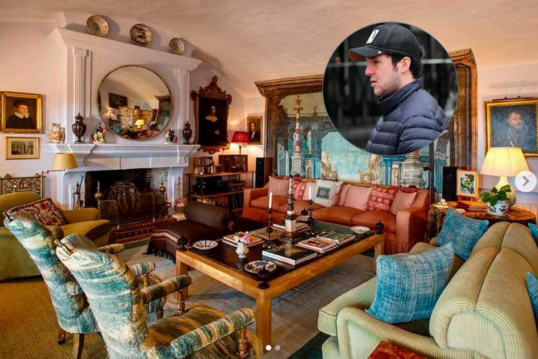 Así es el hotel de lujo donde Froilán pasa estos días con un amigo