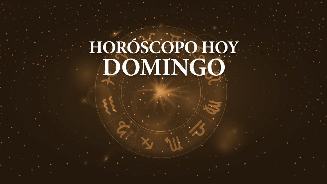 Horóscopo diario del domingo