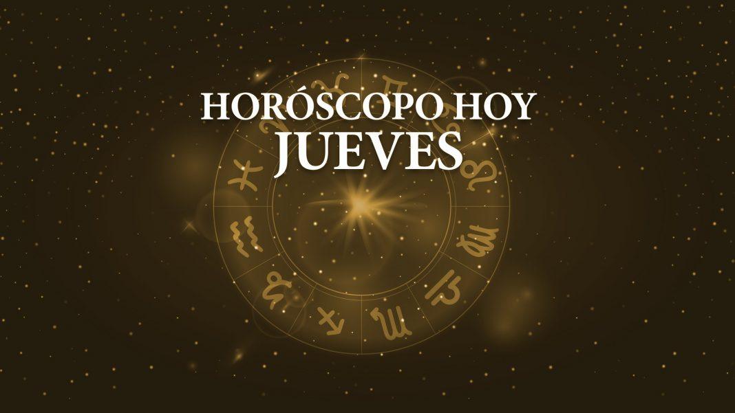 Horóscopo diario del jueves