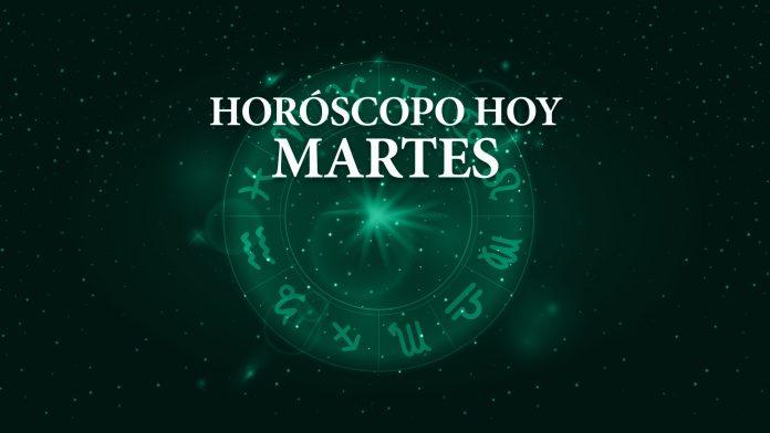 Horóscopo diario del martes