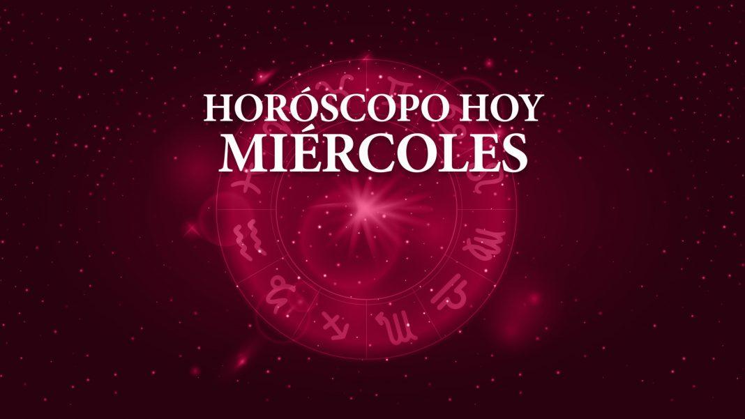 Horóscopo diario del miércoles