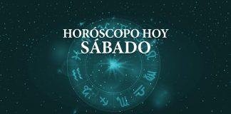 Horóscopo diario del sábado