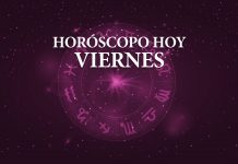 Horóscopo diario del viernes