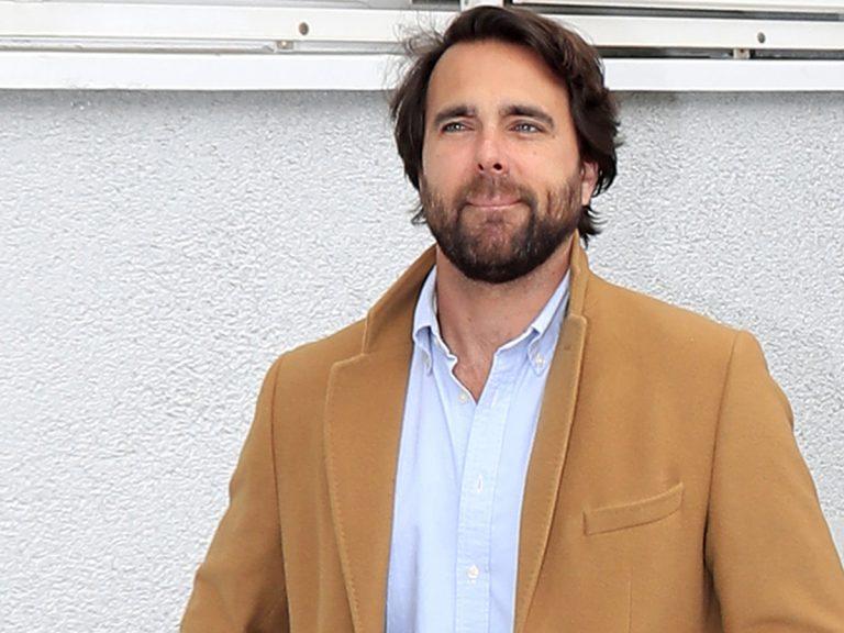 Javier Ungría, marido de Elena Tablada, habla de sus primeros días como padre primerizo
