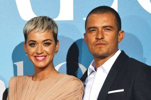 Katy Perry desvela el sexo del bebé que espera con Orlando Bloom