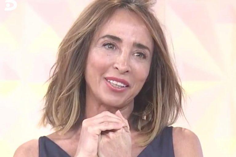 María Patiño, sin palabras tras recibir una emotiva sorpresa de Manuel Carrasco