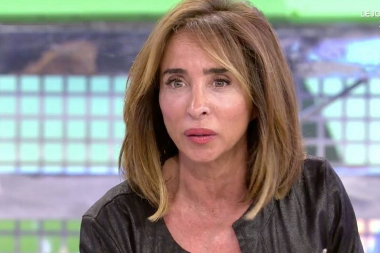 María Patiño destapa su fetiche sexual: «Me gusta comer los pies, chuparlos»