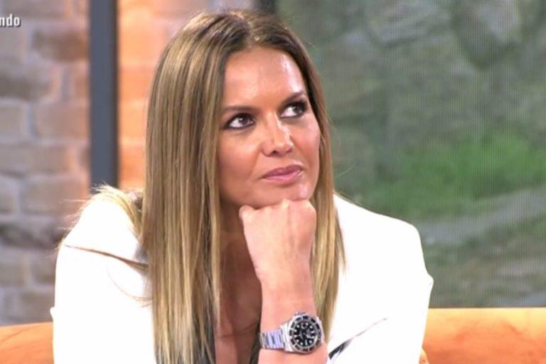 Mediaset prescinde de la colaboración de Marta López por su «actitud públicamente irresponsable»