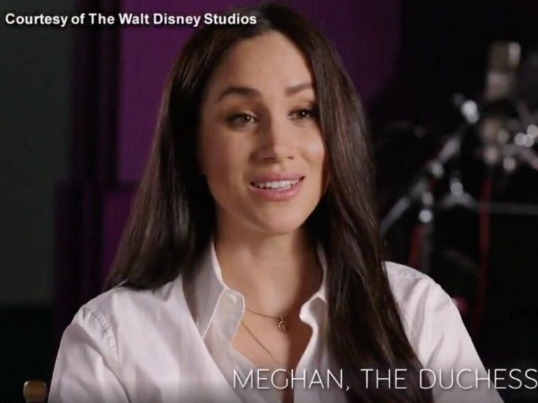 Meghan Markle concede su primera entrevista en Estados Unidos tras el Megxit