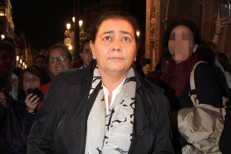 María del Monte cumple 58 años llorando la muerte de su hermano por coronavirus