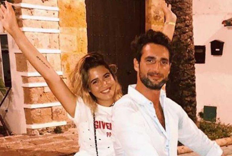 El novio de Alba Díaz concede su primera entrevista