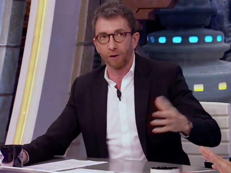 Pablo Motos: «Una persona muy importante me dijo que nunca podría hacer televisión»