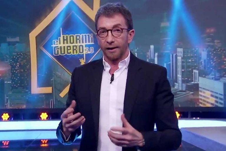 Pablo Motos, insultado en directo en 'El Hormiguero': «Sois imbéciles»