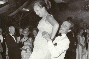 Con trenzas, en biquini, bailando… Las fotos más curiosas de Margarita de Dinamarca en su 80 cumpleaños