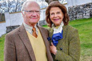 El rey Carlos Gustavo de Suecia vive su 74 cumpleaños más raro